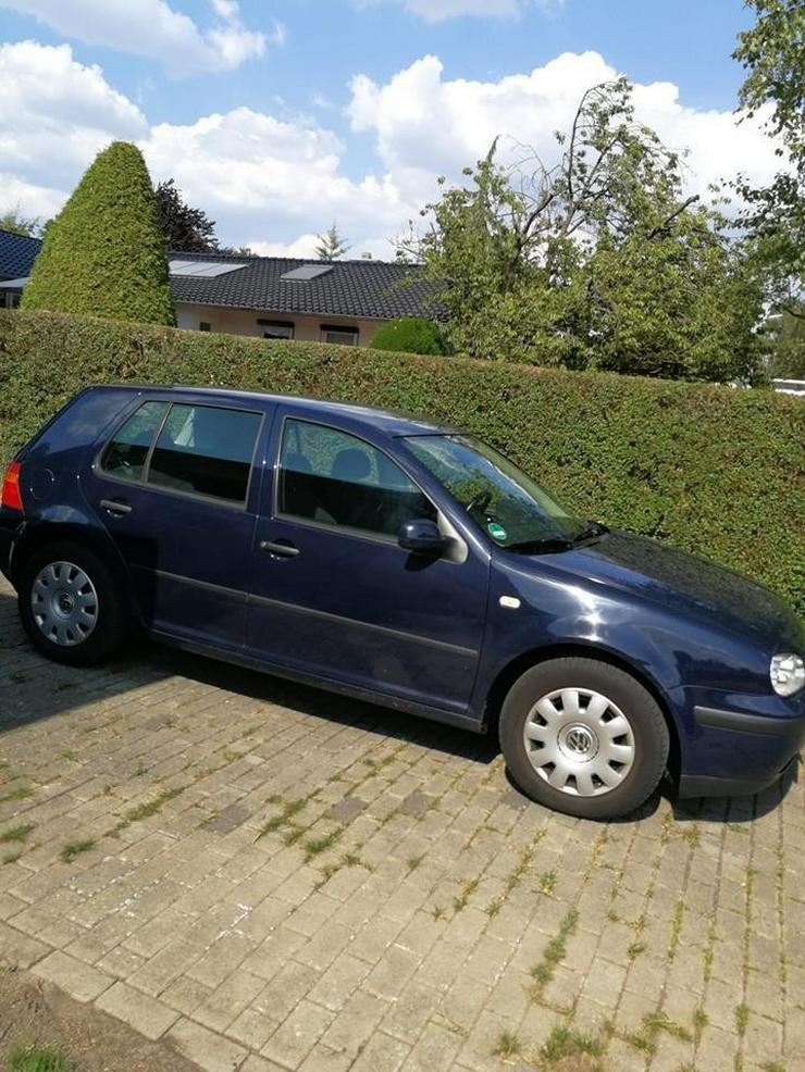 VW Golf 4, 1.4 Comfortline