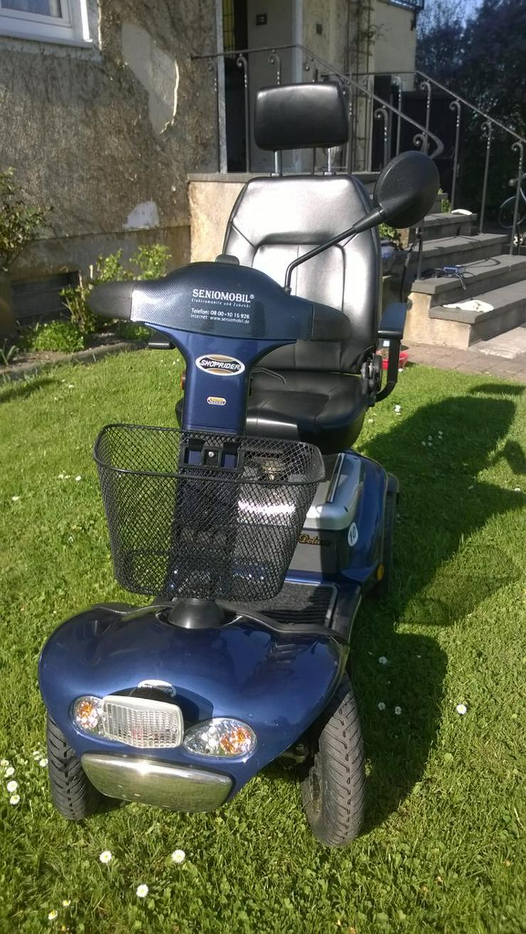 Bild 3: Elekktromobil Shoprider Wien 10