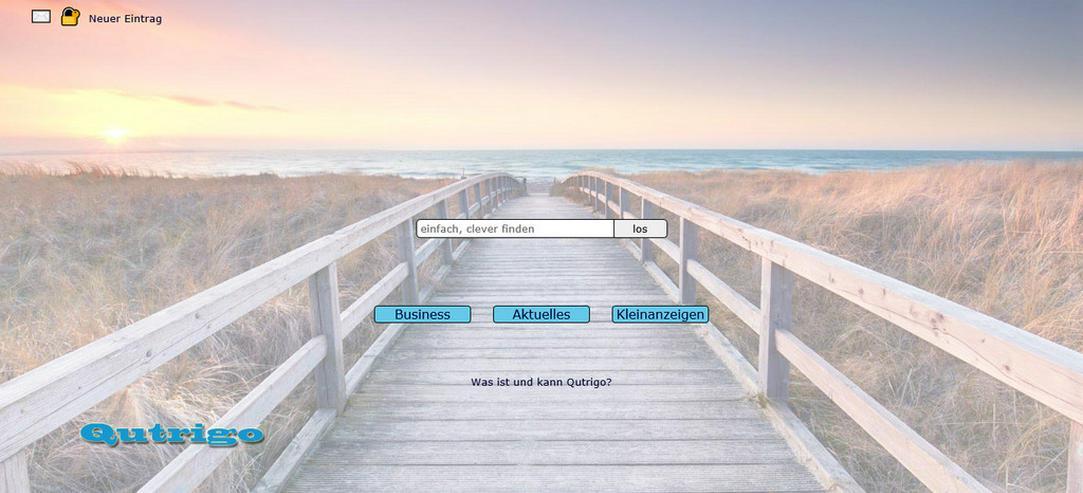 Qutrigo, mehr als eine Suchmaschine