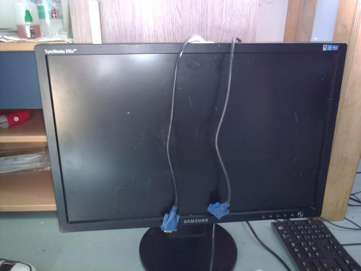 monitore monitore computer software kleinanzeigen auf dem. Black Bedroom Furniture Sets. Home Design Ideas