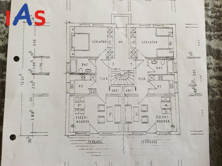Bild 2: Modernisierte 2-Zi.-EG-Whg links mit Garten in Böhmfeld (Reduzierte Courtage!) zu verkauf...