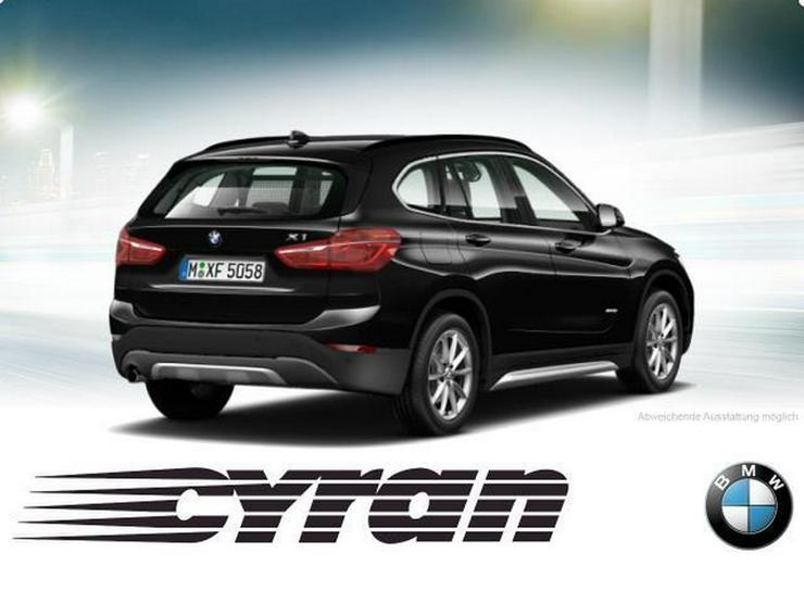 Bild 3: BMW X1 sDrive18i xLine Navi Leder Parkassis. LED SHZ