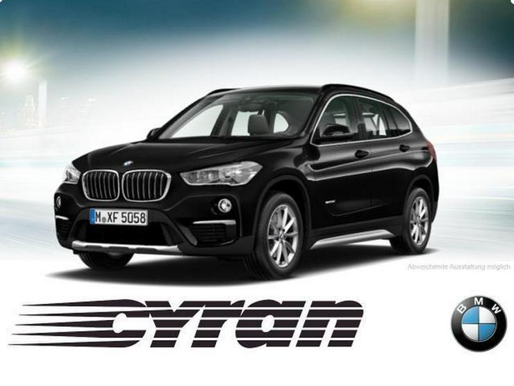 Bild 2: BMW X1 sDrive18i xLine Navi Leder Parkassis. LED SHZ