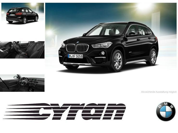 BMW X1 sDrive18i xLine Navi Leder Parkassis. LED SHZ
