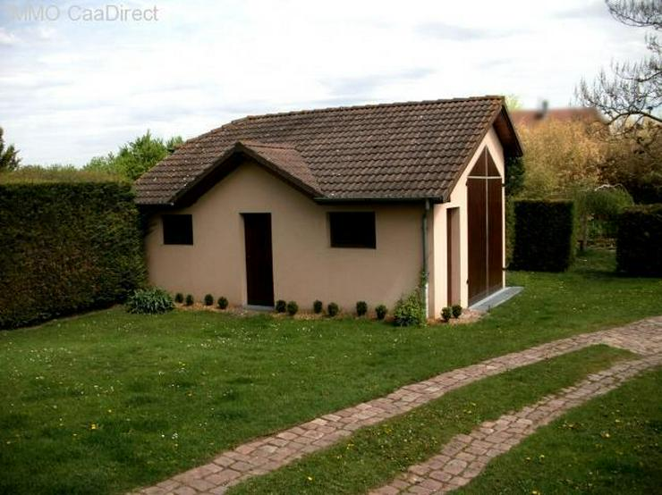Bild 7: Grosszügiges Einfamilienhaus am Rhein mit beheiztem Hallenbad, Whirlpool, Geothermie u. v...