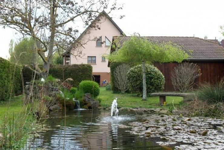 Bild 17: Grosszügiges Einfamilienhaus am Rhein mit beheiztem Hallenbad, Whirlpool, Geothermie u. v...
