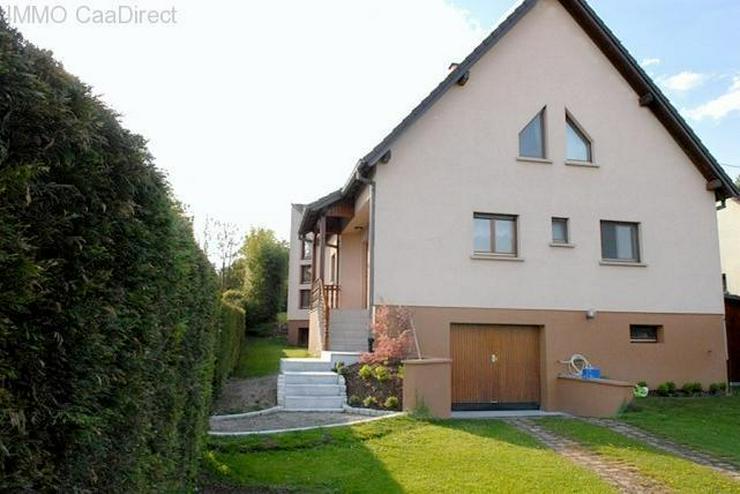 Bild 12: Grosszügiges Einfamilienhaus am Rhein mit beheiztem Hallenbad, Whirlpool, Geothermie u. v...