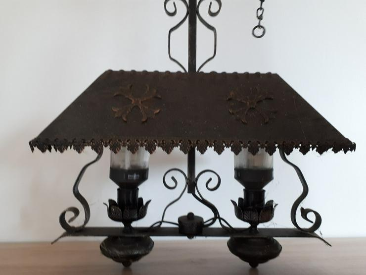 Bild 3: Dekorative  2 Flammige Leuchte für Partykeller