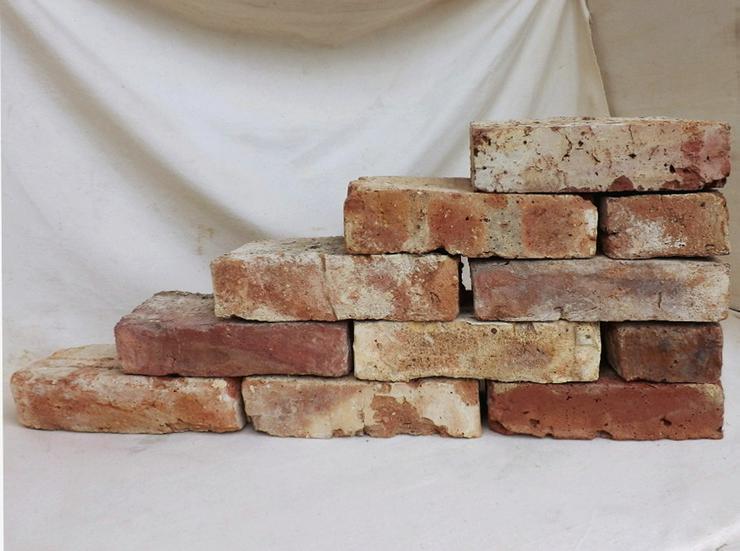 Antikziegel rustikale alte Mauersteine Ziegel