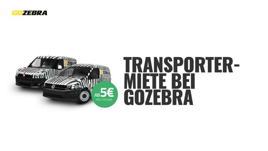 GOZEBRA - Transporter mieten in Leipzig