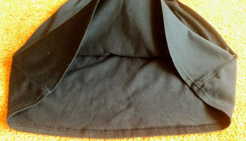 Bild 5: Damen Kleid Träger Jersey Gr.S Glitzer Verzehr