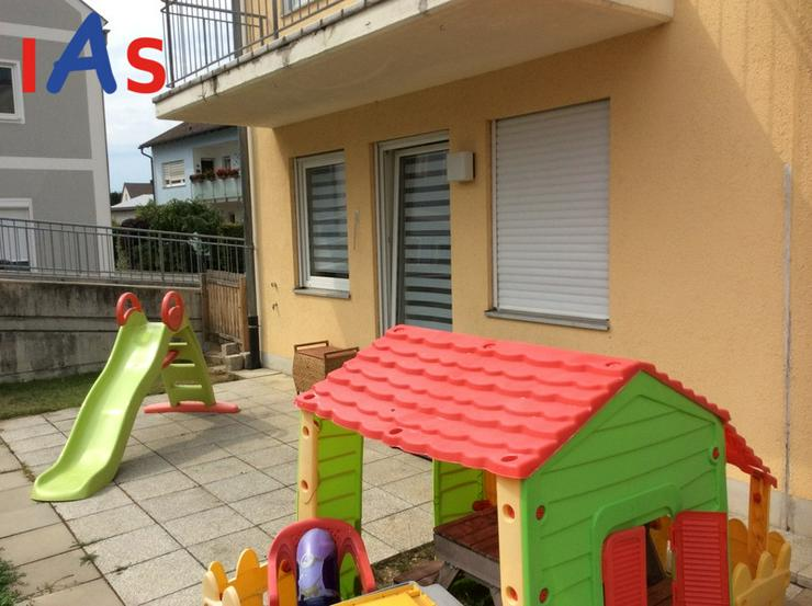 Modernisierte 2-Zi.-EG-Whg rechts mit Garten in Böhmfeld (Reduzierte Courtage!) zu verkau... - Wohnung kaufen - Bild 1