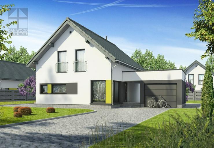 Einfamilienhaus incl. Garage bezugsfertig