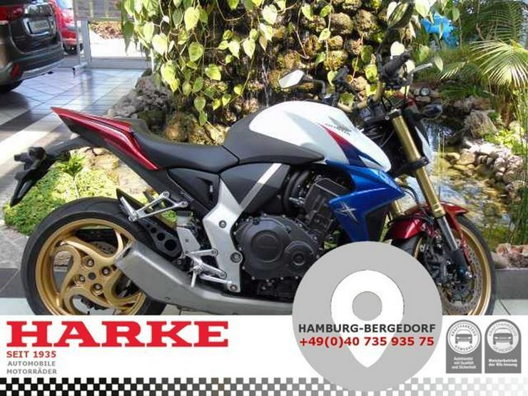 HONDA CB 1000 R ABS SC60