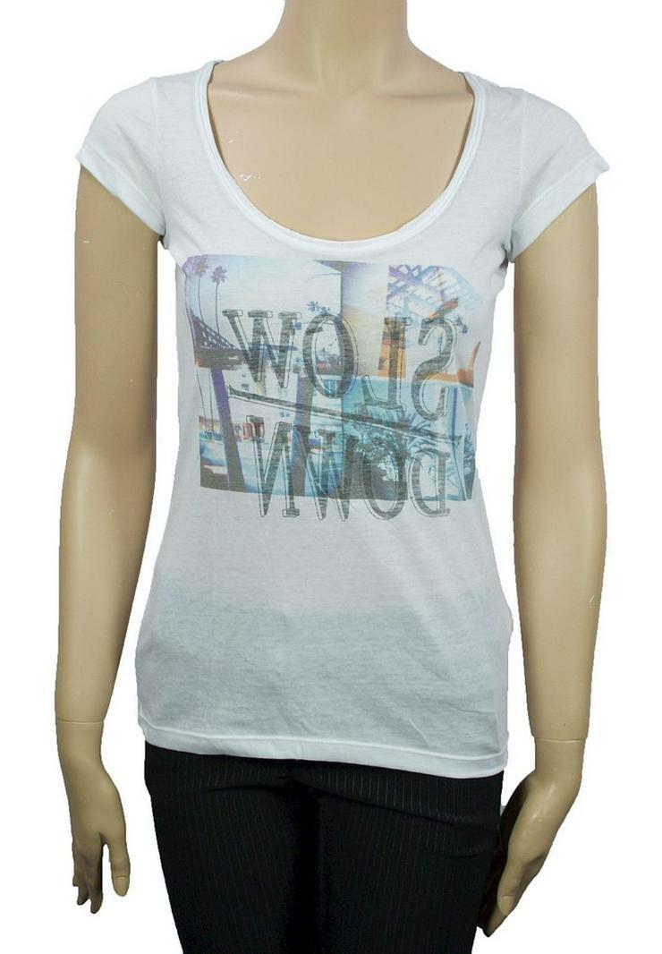 Wrangler Damen T-Shirt nur für Abholer 26071508