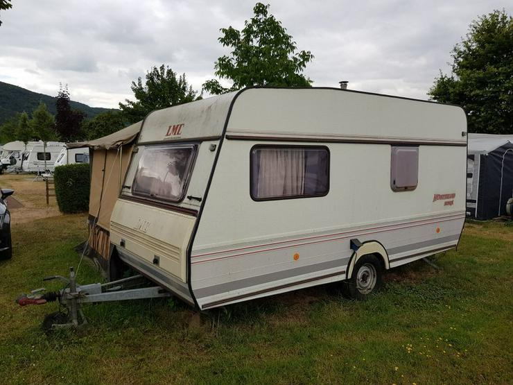 SUCHE günstigen Wohnwagen, gerne älter, mit TÜV - Wohnwagen - Bild 1