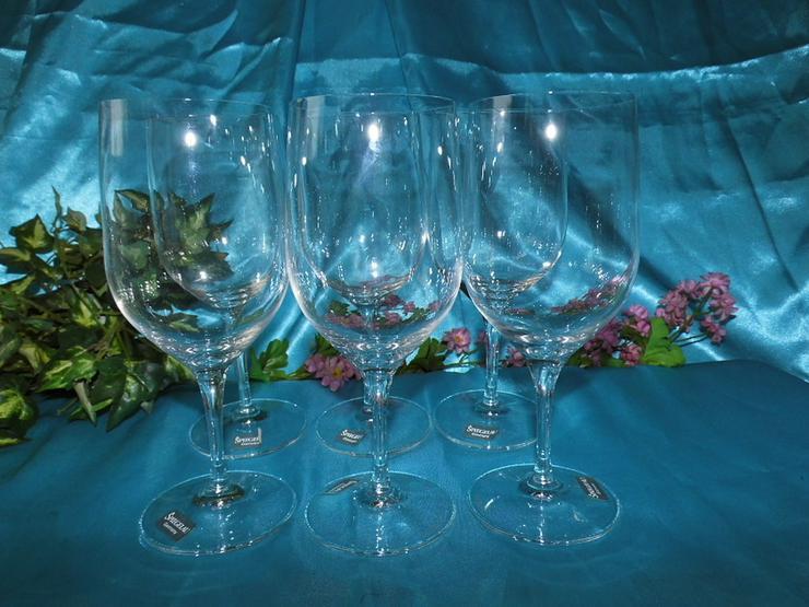Bild 2: 6 Stk. SPIEGELAU Mineralwasser - Glas, Wasserg