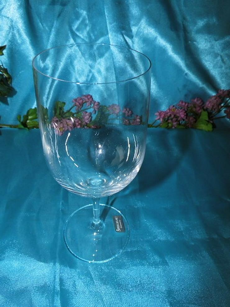 Bild 3: 6 Stk. SPIEGELAU Mineralwasser - Glas, Wasserg
