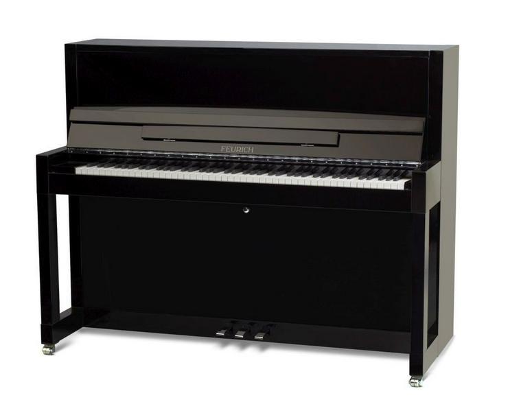 Feurich Piano (Klavier) Mod. 115 Premiere