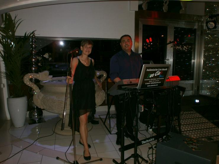 Bild 3: italienisch bella  tutto duo ciao live mik
