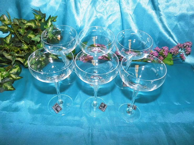 6 Stk. SPIEGELAU Likörschalen, Likörglas, Kris - Gläser - Bild 1