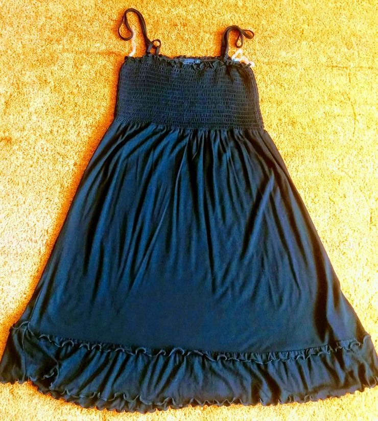 Damen Kleid Träger Jersey Gr.S von Boule