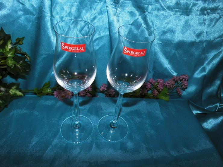 2 Stk. SPIEGELAU Digestif,- Aquavit-Glas , Ser - Bild 1