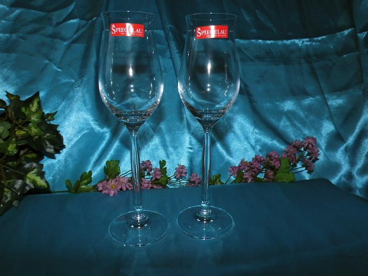 Bild 2: 2 Stk. SPIEGELAU Digestif,- Aquavit-Glas , Ser