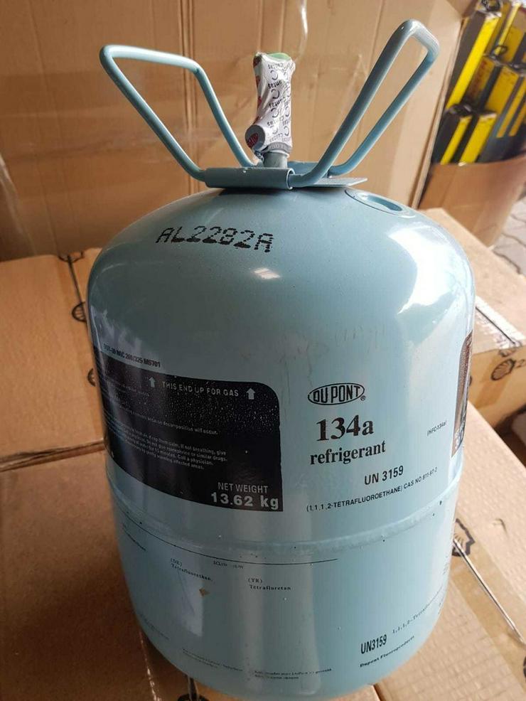 Klimaanlagen Gas r134a