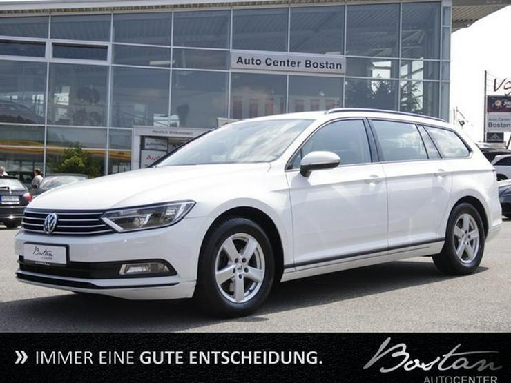 VW Passat 2.0 TDI EURO 6-BMT-NAVI-DEUTS.FZG-1.HAND