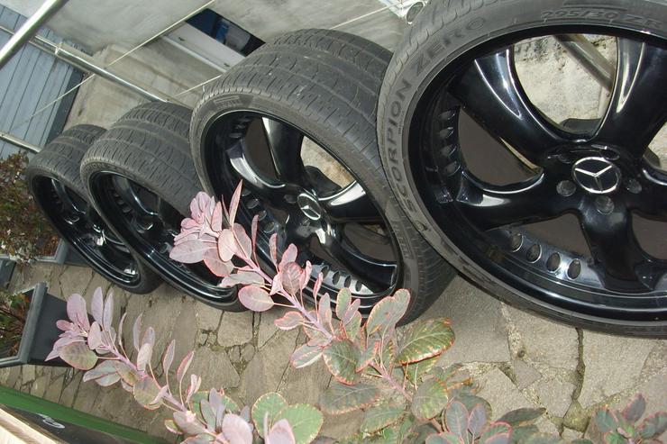 Bild 4: ++Mercedes 22 Zoll Kompletträder ML,R-Klasse++