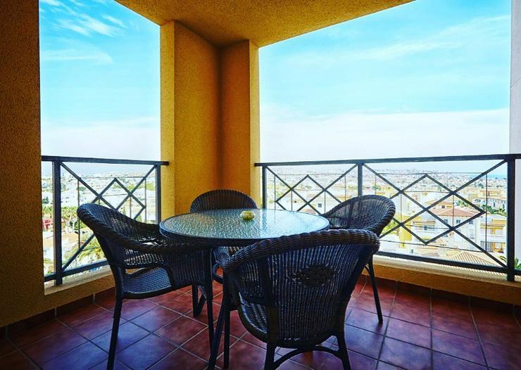 Wohnung in Spanien-Alicante am Meer