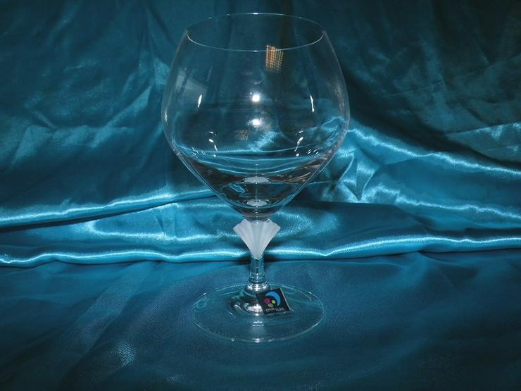 Bild 4: MARC AUREL 6 Stk. Cognac - Schwenker Gläser Vo
