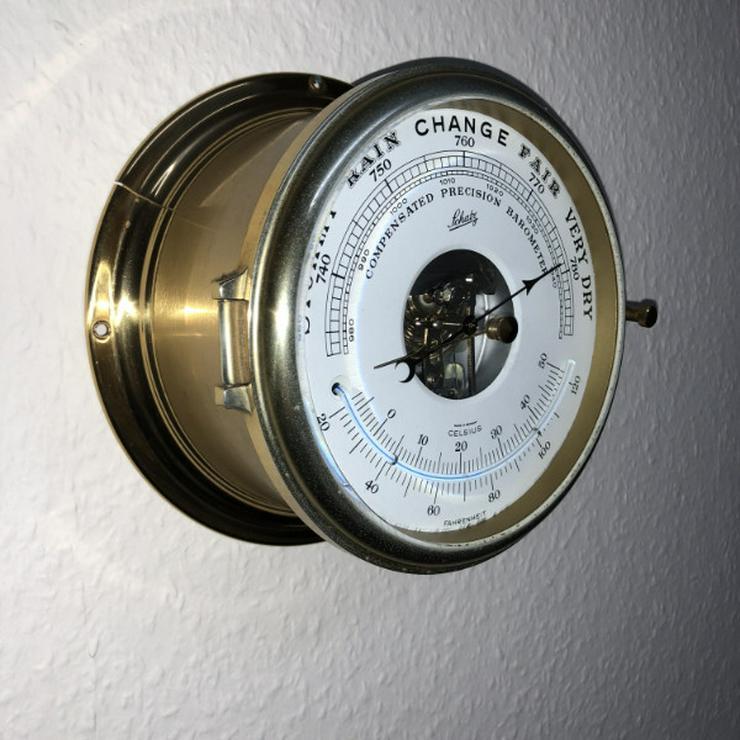 Bild 2: analoge Wetterstation