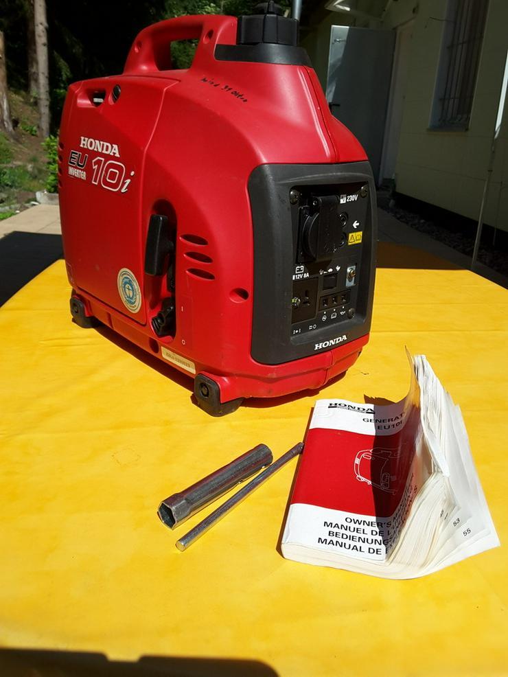 Generator/Stromerzeuger/ Honda EU10