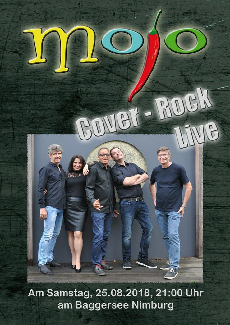 Bild 2: Konzert Coverband MOJO  25.08.18