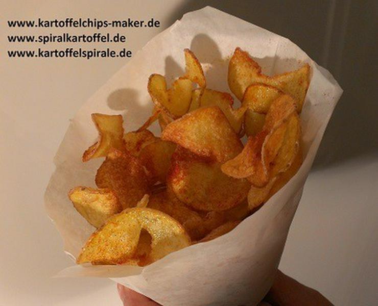 Spiralkaroffel Kartoffelchips - Küchengeräte - Bild 1