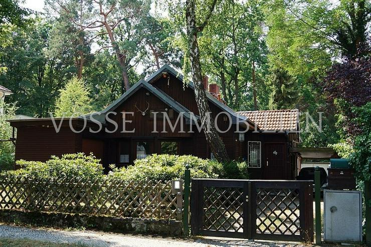 Einfamilienhaus in bester Lage von Berlin (Nikolassee)