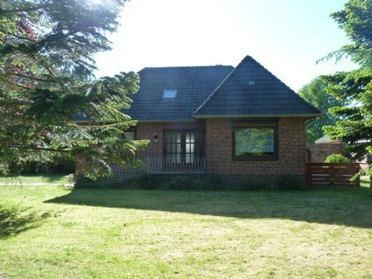 Bild 3: Schönes großes Einfamilienhaus mit Nebenhaus und Garage