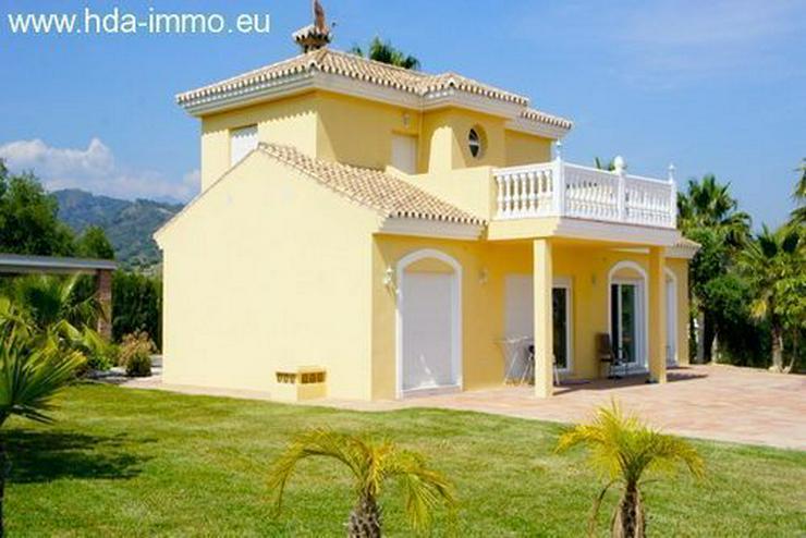 : 4 Schlafzimmer Villa in Estepona mit Meerblick. - Haus kaufen - Bild 1