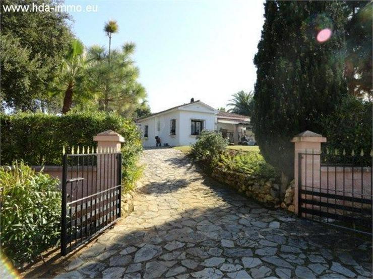 : Chalet neben dem Almenara Golfplatz in Sotogrande - Haus kaufen - Bild 1