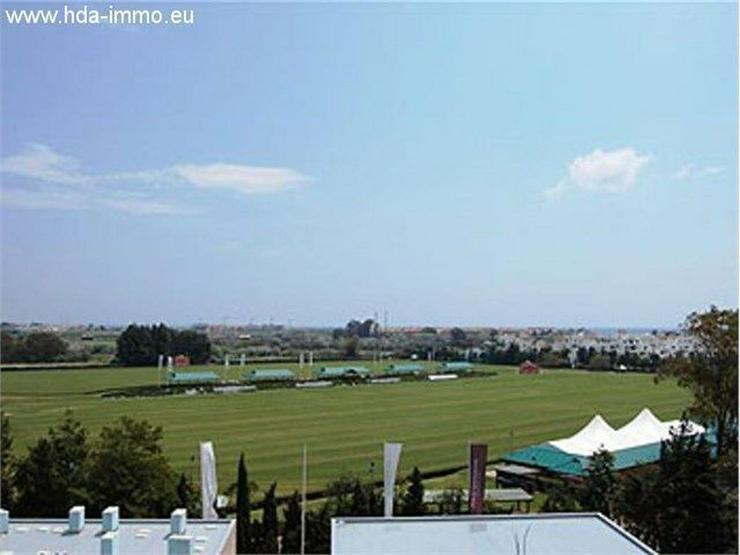 Bild 3: : große Luxus-Wohnung in Sotogrande, innerhalb Polo-Spielfeld, nahe dem Meer und Golfplä...