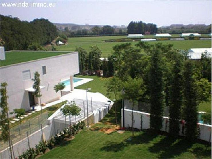 : große Luxus-Wohnung in Sotogrande, innerhalb Polo-Spielfeld, nahe dem Meer und Golfplä... - Wohnung kaufen - Bild 1