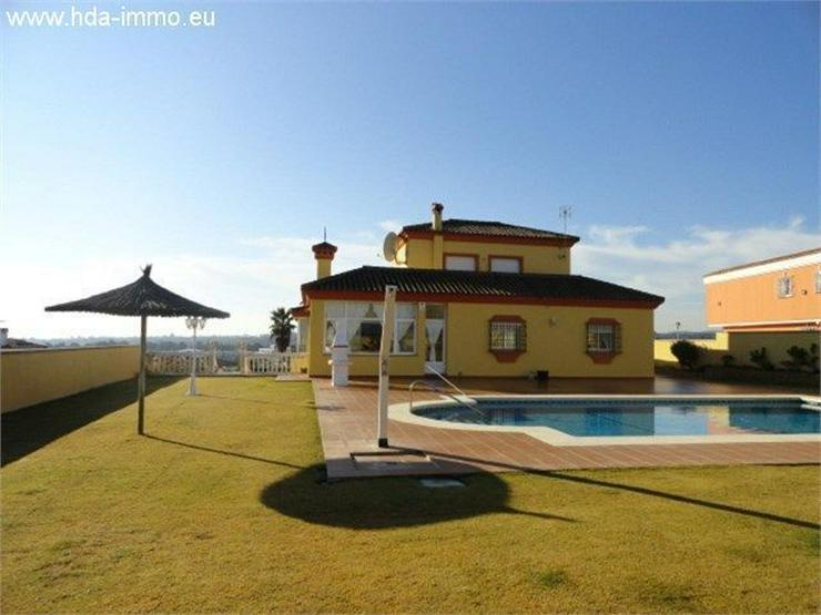 : Tolle Villa in der Nähe von Sotogrande, in der Nähe von Golfplätzen und Stränden - Haus kaufen - Bild 1