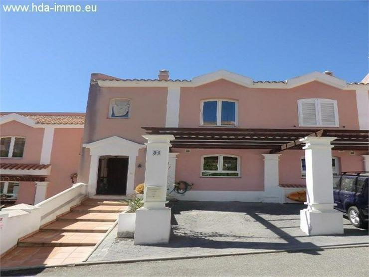 : Außergewöhnliches Stadthaus in La Alcaidesa, Cádiz - Haus kaufen - Bild 1