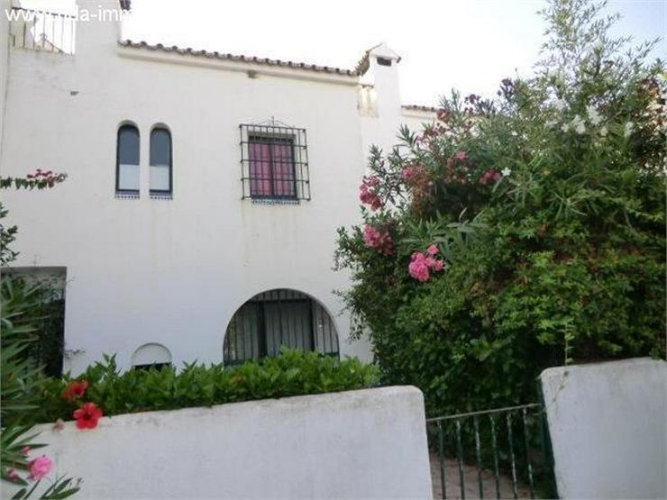 : 3SZ Stadthaus direkt am Strand in Casares - Haus kaufen - Bild 1