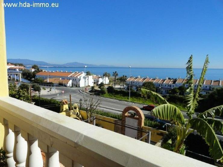 : 3SZ Stadthaus am Meer in Manilva Costa - Haus kaufen - Bild 1