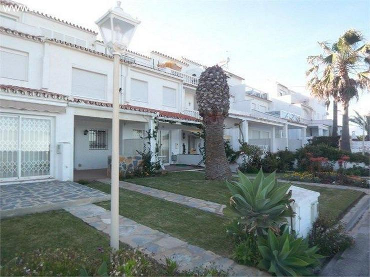 Bild 2: : 1 SZ Stadthaus im linie in Sabinillas, Malaga