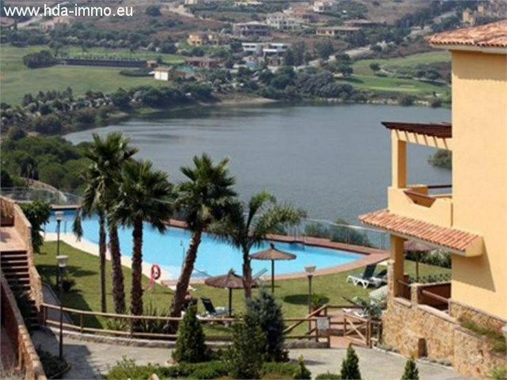 : 4SZ Penthouse, 1. Linie Golf in San Roque - Wohnung kaufen - Bild 1