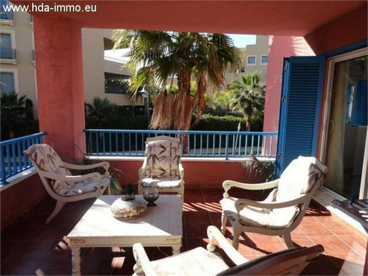 : Herrliches Apartment im Yachthafen von Sotogrande, in der Nähe der Strand und Golfplät... - Wohnung kaufen - Bild 1